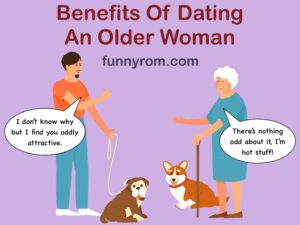 11 Benefits Of Dating An Older Woman