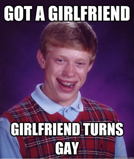 my girlfriend cheated on me with a girl